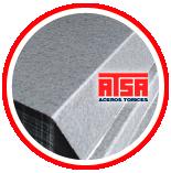 Láminas de acero RD91.5 galvanizada