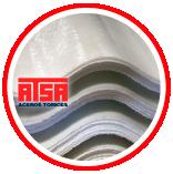 Lámina acrílica acrylit traslúcida