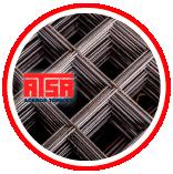 Malla electrosoldada de acero