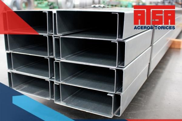 El monten de acero cuenta con una variedad de perfiles aptos para construir estructuras ligeras. ¡Somos fabricantes! Enviamos a todo México.