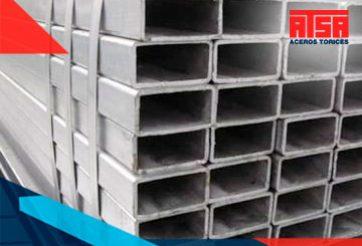 perfil hss de acero rectangular